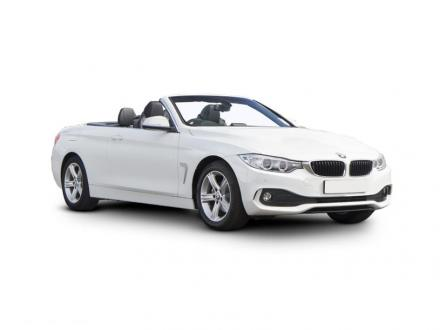 BMW 4 Series Diesel Convertible 430d M Sport 2dr Auto [Professional Media]