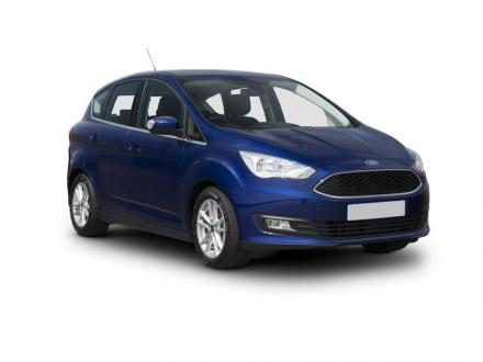 Ford C-max Estate 1.0 EcoBoost 125 Titanium Navigation 5dr