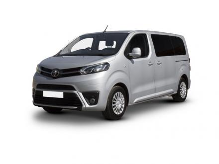 Toyota Proace Verso Diesel Estate 2.0D Family Medium 5dr [Premium]