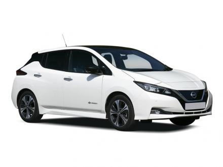Nissan Leaf Hatchback 110kW N-Connecta 40kWh 5dr Auto