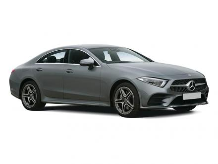 Mercedes-benz Cls Coupe CLS 450 4Matic AMG Line 4dr 9G-Tronic