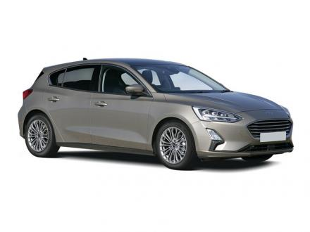 Ford Focus Hatchback 1.0 EcoBoost 125 Style Nav 5dr Auto
