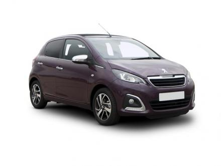 Peugeot 108 Top Hatchback 1.0 72 Collection 5dr