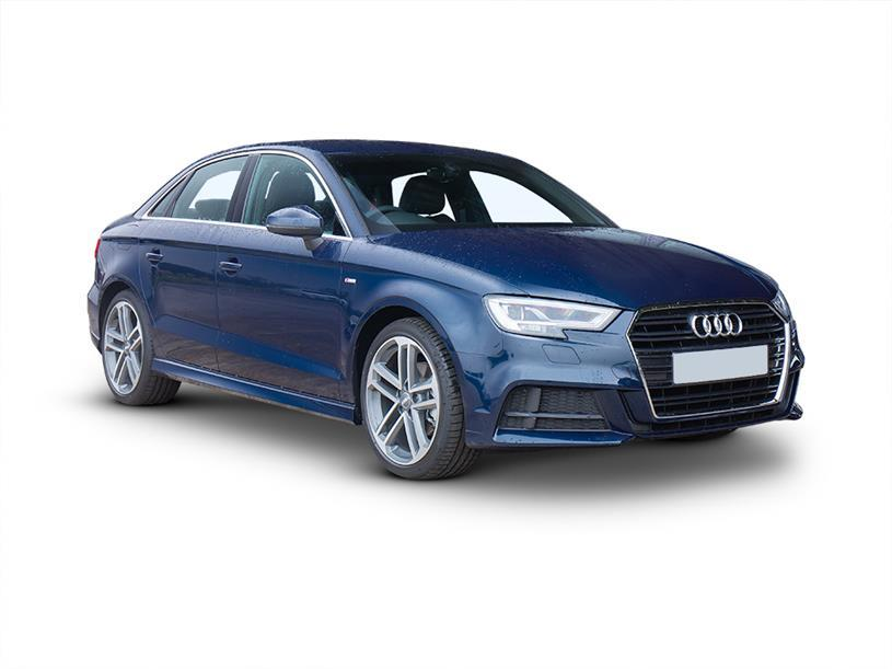 Audi A3 Diesel Saloon 30 TDI 116 Black Edition 4dr [Tech Pack]