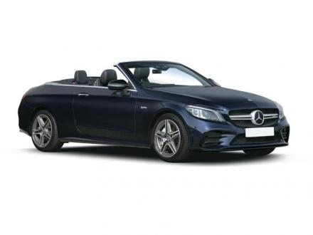 Mercedes-benz C Class Amg Cabriolet C63 S 2dr 9G-Tronic