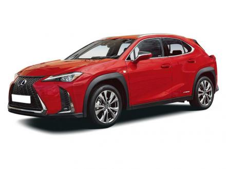 Lexus Ux Hatchback 250h 2.0 5dr CVT [Premium Plus/Tech/Safety]