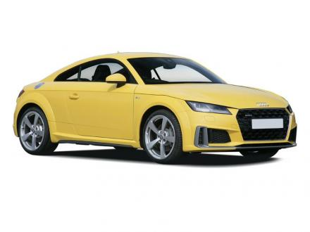 Audi Tt Coupe 45 TFSI S Line 2dr [Tech Pack]
