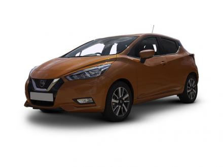 Nissan Micra Hatchback 1.0 IG-T 100 Tekna 5dr [Ext+ Pack/Leather]