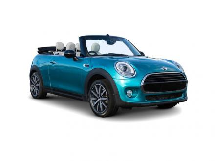 Mini Convertible 2.0 JCW II 2dr [Comfort Pack]