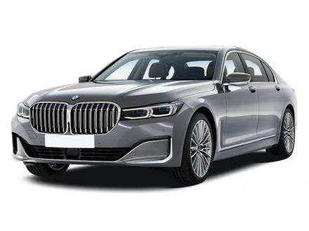 BMW 7 Series Diesel Saloon 740Ld xDrive 4dr Auto