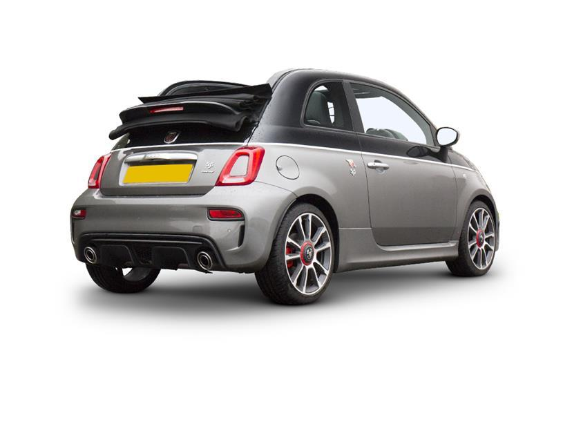 Abarth 595c Convertible Special Edition 1.4 T-Jet 180 Essesse 70th Anniversary 2dr Auto
