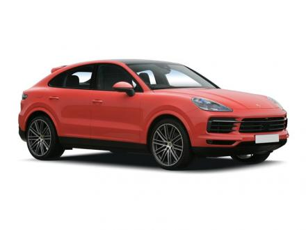 Porsche Cayenne Coupe Turbo 5dr Tiptronic S [5 Seat]