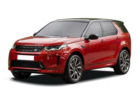 Land Rover Discovery Sport Diesel Sw 2.0 D150 5dr Auto [5 Seat]