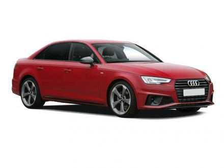 Audi A4 Diesel Saloon 35 TDI Black Edition 4dr S Tronic
