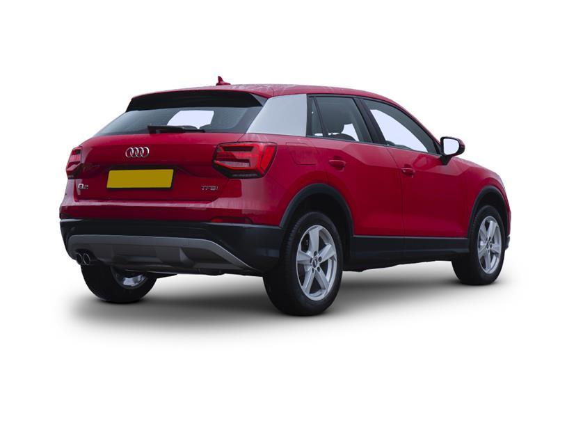 Audi Q2 Estate SQ2 Quattro Black Edition 5dr S Tronic