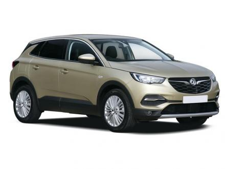 Vauxhall Grandland X Hatchback 1.2 Turbo Business Edition Nav 5dr
