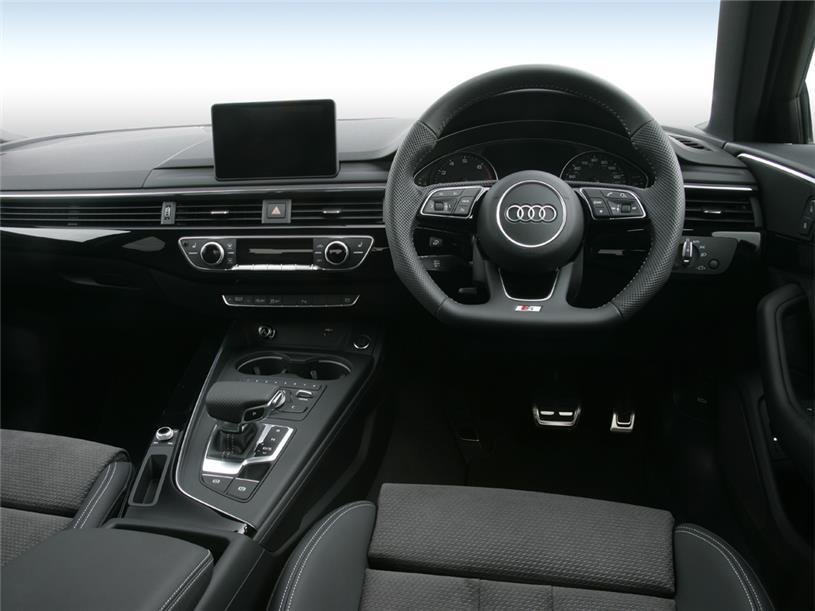 Audi A4 Saloon 40 TFSI Black Edition 4dr S Tronic [Comfort+Sound]
