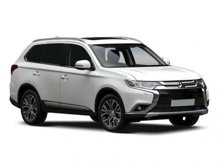 Mitsubishi Outlander Estate 2.4 PHEV Dynamic 5dr Auto