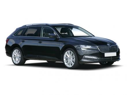 Skoda Superb Estate 2.0 TSI 190 Sport Line Plus 5dr DSG