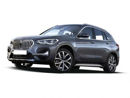 BMW X1 Diesel Estate xDrive 20d Sport 5dr Step Auto