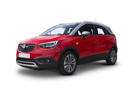 Vauxhall Crossland X Hatchback 1.2T [110] Elite Nav 5dr [6 Speed] [S/S]