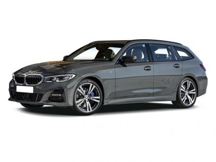 BMW 3 Series Diesel Touring 320d M Sport 5dr Step Auto [Plus Pack]