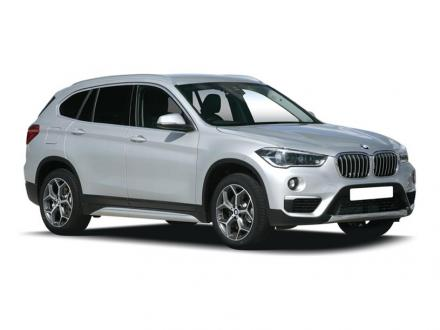BMW X1 Diesel Estate xDrive 20d M Sport 5dr Step Auto [Plus Pack]