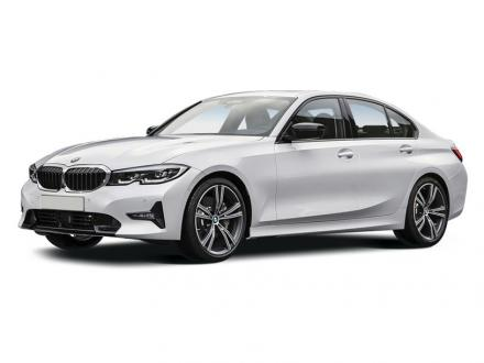 BMW 3 Series Saloon Special Editions 320i M Sport Plus Edition 4dr Step Auto