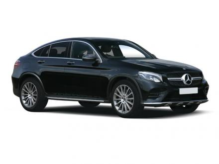 Mercedes-benz Glc Amg Coupe GLC 43 4Matic Premium 5dr MCT