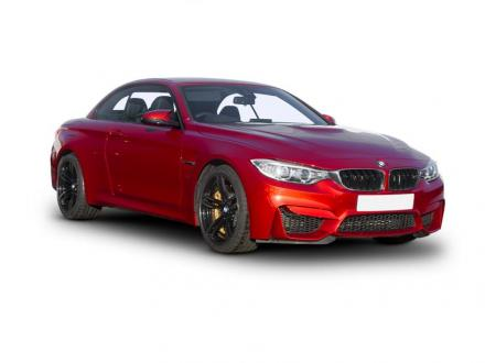 BMW M4 Convertible M4 Competition 2dr DCT