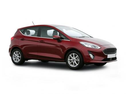 Ford Fiesta Hatchback 1.0 EcoBoost 125 Active X Edition 5dr