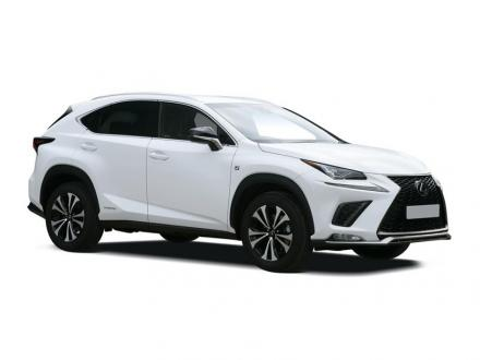 Lexus Nx Estate 300h 2.5 5dr CVT [without Nav]