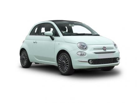 Fiat 500c Convertible 1.0 Mild Hybrid Lounge [Dolcevita Pack] 2dr
