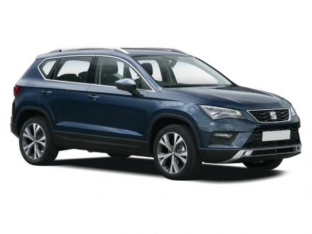 Seat Ateca Estate 1.5 TSI EVO FR Black Edition [EZ] 5dr