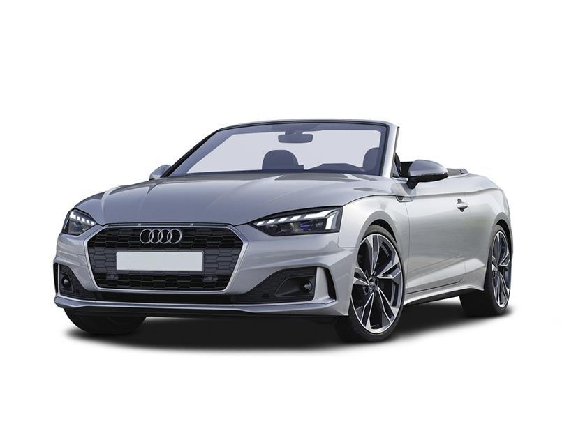 Audi A5 Cabriolet Special Editions 45 TFSI Quattro Edition 1 2dr S Tronic
