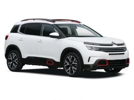 Citroen C5 Aircross Hatchback 1.6 Plug-in Hybrid 225 Flair Plus 5dr e-EAT8