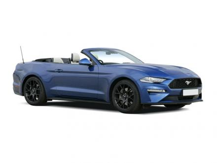 Ford Mustang Convertible Special Editions 5.0 V8 449 55 Edition 2dr Auto