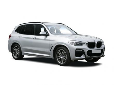 BMW X3 Diesel Estate xDrive20d MHT M Sport 5dr Step Auto [Plus Pack]