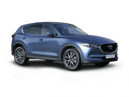 Mazda Cx-5 Diesel Estate 2.2d Sport 5dr [Safety Pack]