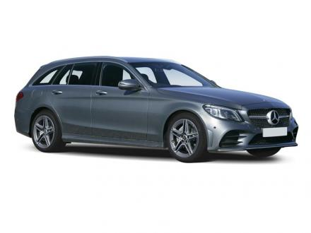 Mercedes-benz C Class Estate Special Editions C300e AMG Line Night Edition Premium 5dr 9G-Tronic