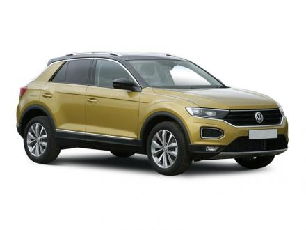 Volkswagen T-roc Hatchback 1.0 TSI Black Edition 5dr