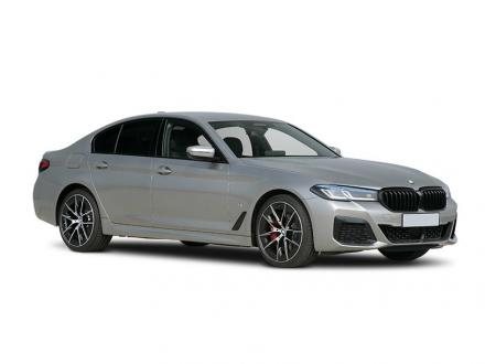 BMW 5 Series Diesel Saloon 520d MHT M Sport 4dr Step Auto [Tech Pack]