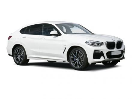 BMW X4 Diesel Estate xDrive30d MHT M Sport X 5dr Auto [Plus Pack]