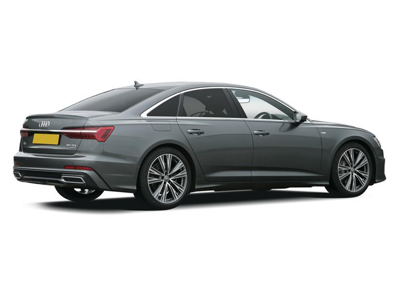 Audi A6 Saloon 45 TFSI 265 Quattro Black Edition 4dr S Tronic