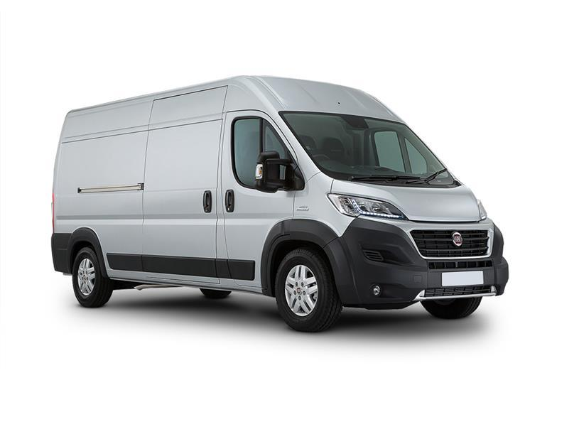 Fiat Ducato 35 Lwb Diesel 2.3 Multijet High Roof Van 180 Power