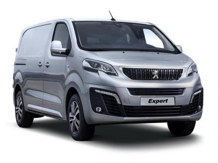 Peugeot Expert Long Diesel 1400 2.0 BlueHDi 120 Professional Crew Van
