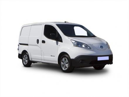 Nissan E-nv200 Electric 80kW Acenta Van Auto 40kWh