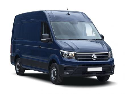 Volkswagen Crafter Cr35 Maxi Lwb Diesel 4motion 2.0 TDI 177PS Trendline Extra High Roof Van Auto
