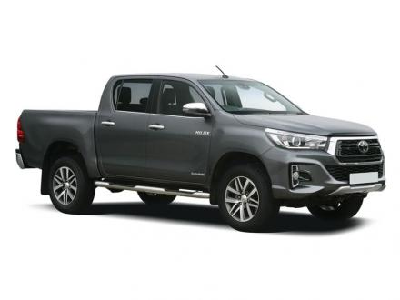 Toyota Hilux Diesel Active Pick Up 2.4 D-4D [3.5t Tow]