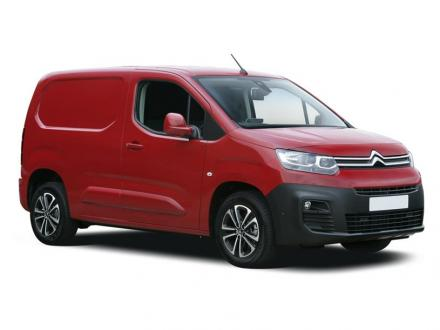 Citroen Berlingo M Diesel 1.5 BlueHDi 1000Kg Driver 130ps [6Speed] [S/S]